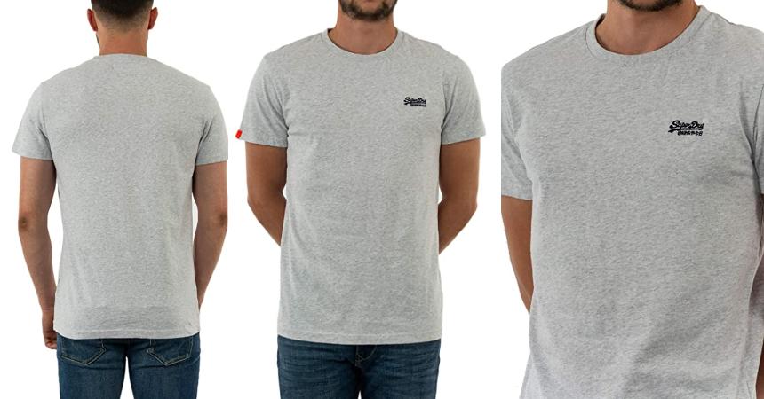 Camiseta Superdry OL Vintage barata, ofertas en ropa de marca