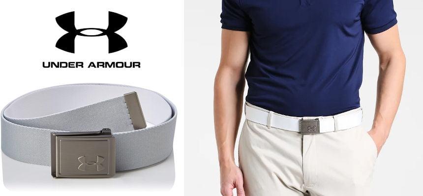 Cinturón reversible Under Armour 2.0 barato, ofertas en complementos