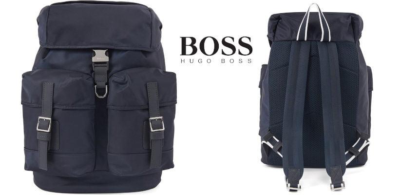 Mochila Hugo Boss Meridian barata, ofertas en mochilas