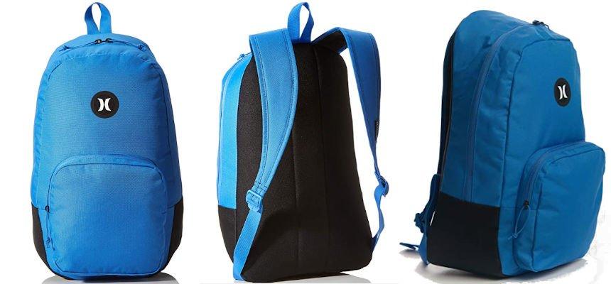 Mochila Hurley Bloke Solid barata, ofertas en mochilas