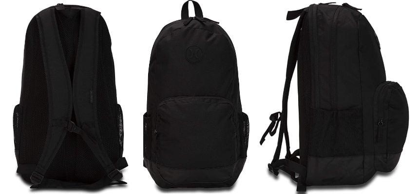 Mochila Hurley U Renegade II Solid barata, ofertas en mochilas