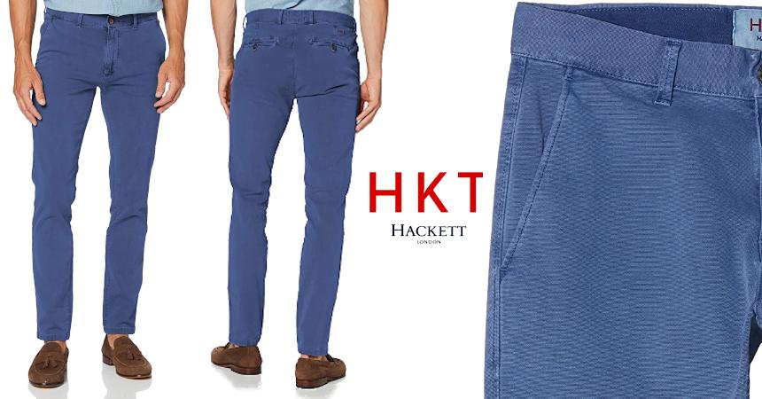 Pantalones chinos HKT by Hackett baratos, ofertas en ropa de marca