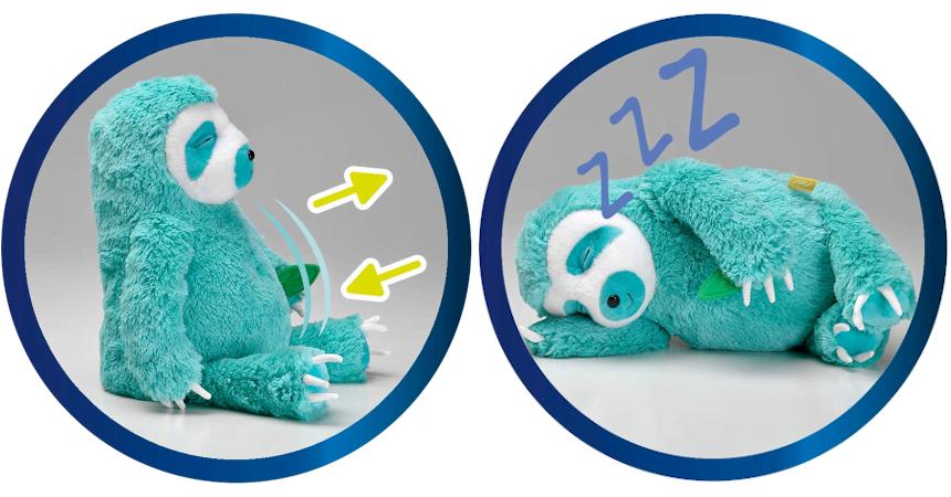 Peluche interactivo Sleepezzz Oso Perezoso barato, ofertas en juguetes