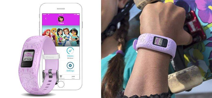 Pulsera de actividad para niños Garmin Vivofit Jr.2 barata, ofertas para niños