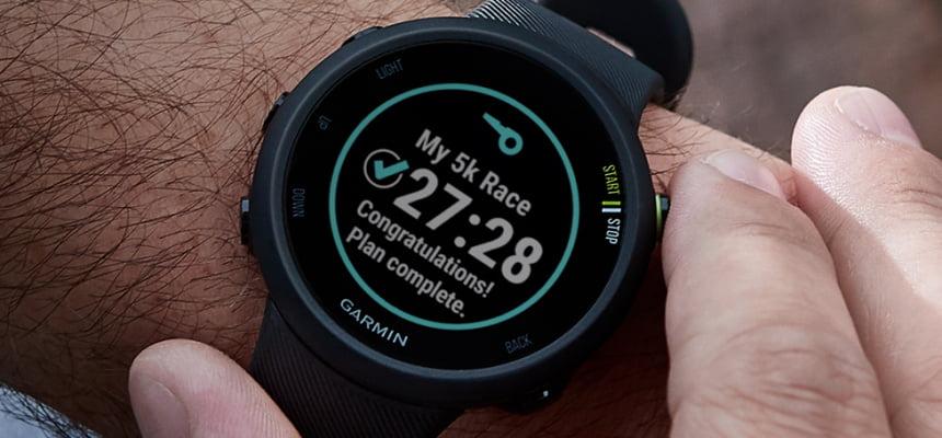 Pulsómetro GPS Garmin Forerunner 45 barato, ofertas en pulsómetros GPS