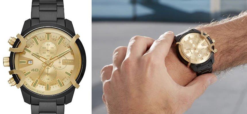 Reloj Diesel Griffed barato, ofertas en relojes