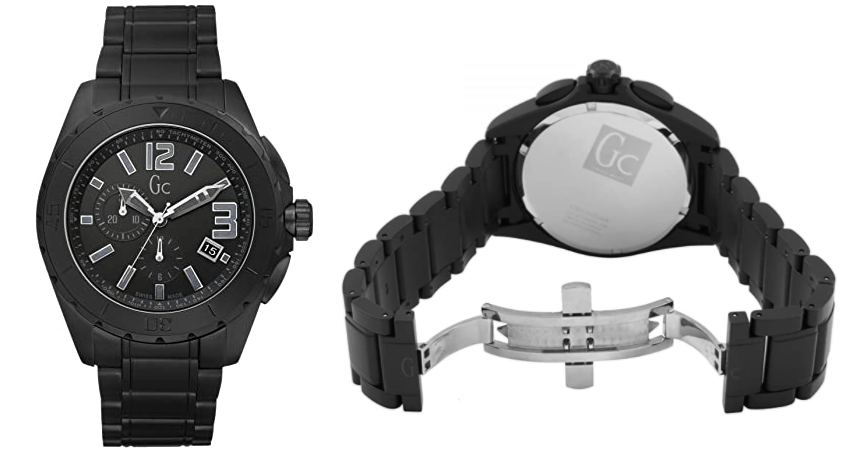 Reloj Guess GC Collection Sport Class XXL Blackout Ceramic barato, ofertas en relojes