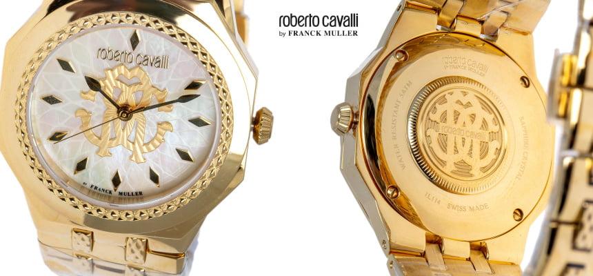 Reloj Roberto Cavalli by Franck Muller RV1L114M0081 barato, ofertas en relojes de lujo