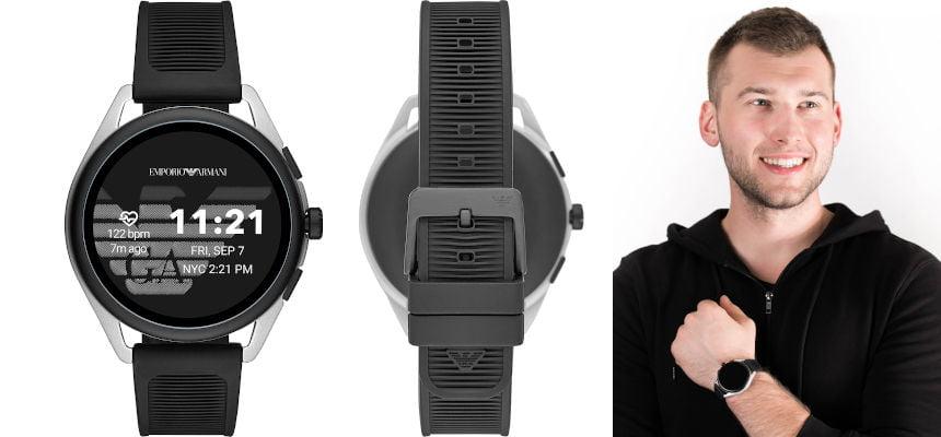 Smartwatch Emporio Armani Connected barato, ofertas en relojes
