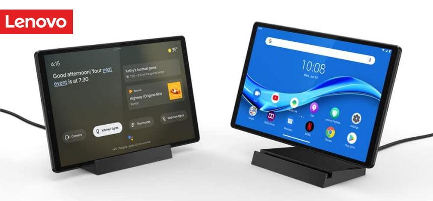 Tablet Lenovo Smart Tab M10 Full HD Plus barata, ofertas en tablets