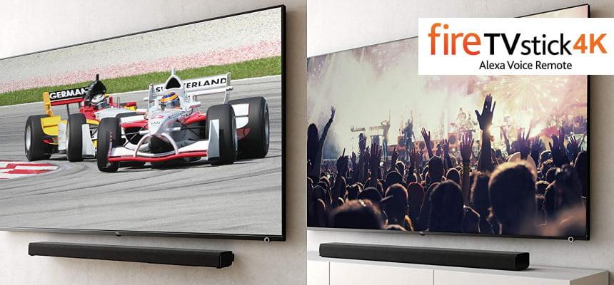 Barra de sonido TCL TS8011 con Fire TV 4K barata, ofertas en barras de sonido