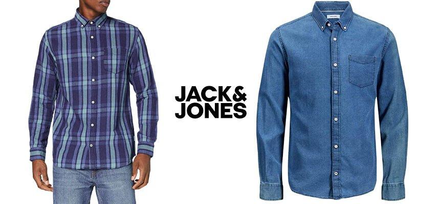 Camisa Jack & Jones Jjbyron barata, ofertas en ropa de marca