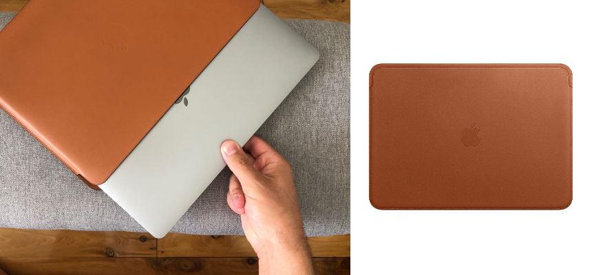Funda de piel Apple para MacBook 12 barata, ofertas en ordenadores