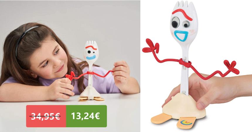 Juguete Forky Toy Stoy barato, ofertas para niños