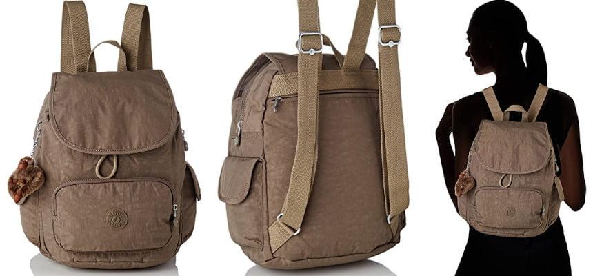 Mochila Kipling City Pack S barata, ofertas en mochilas
