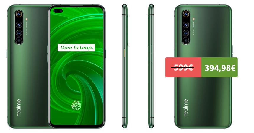 Móvil Realme X50 Pro 5G barato, ofertas en smartphones