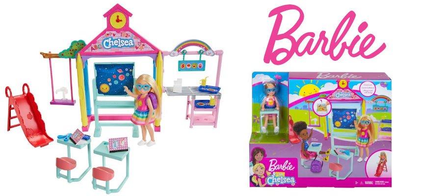 Muñeca Barbie Hora de ir a la Escuela barata, ofertas en juguetes