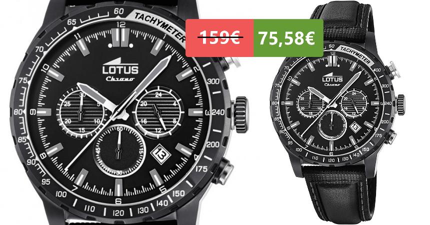 Reloj Lotus Color barato, ofertas en relojes