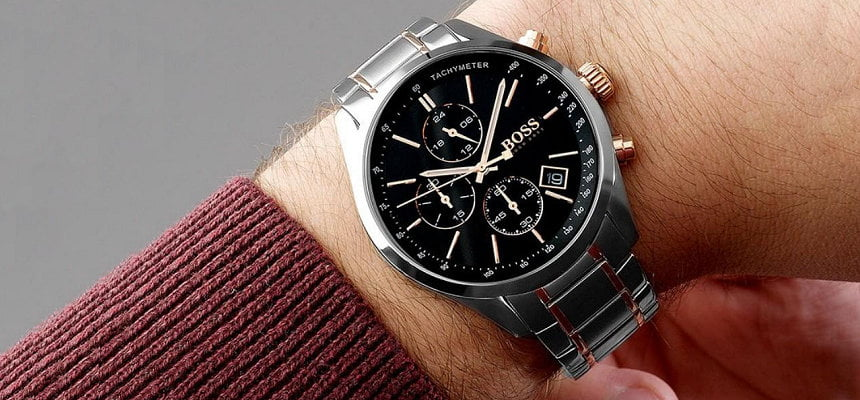 Reloj cronógrafo Hugo Boss Grand Prix 1513473 barato, relojes hombre baratos, ofertas en relojes