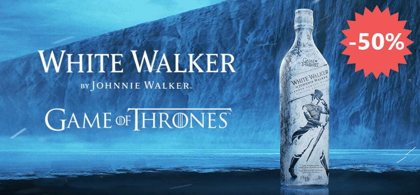 Whisky escocés White Walker by Johnnie Walker barato, ofertas en whisky