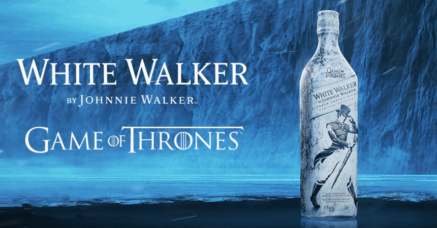 Whisky escocés White Walker by Johnnie Walker barato, ofertas en whisky