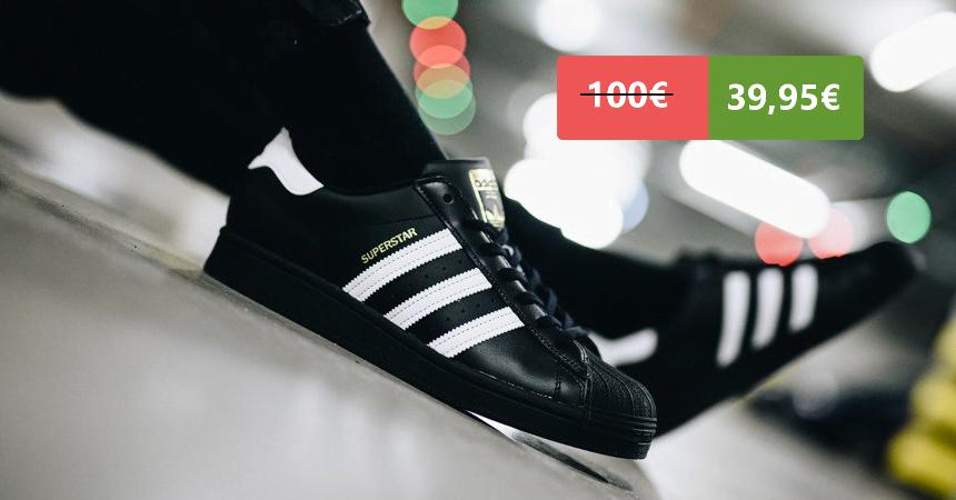 Zapatillas Adidas Originals Superstar baratas, ofertas en zapatillas