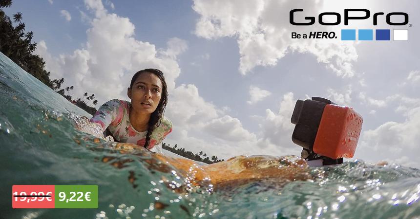 Flotador GoPro Floaty barato, ofertas en flotadores GoPro