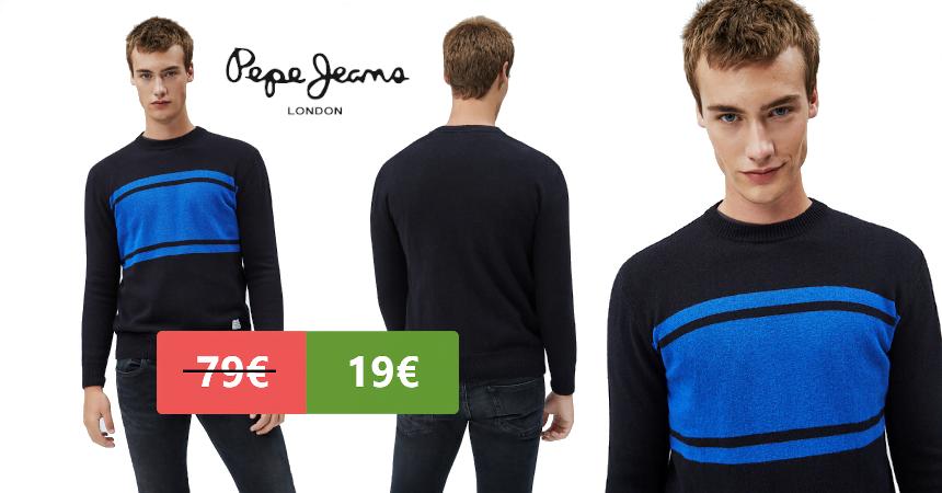 Jersey Pepe Jeans Cristof barato, ofertas en ropa de marca