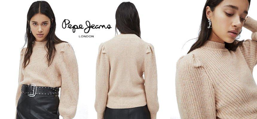 Jersey Pepe Jeans Lulu barato, ofertas en ropa de marca