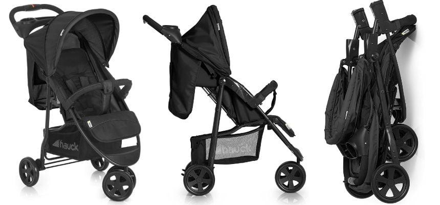 Silla de paseo Hauck Citi Neo II barata, ofertas para bebes