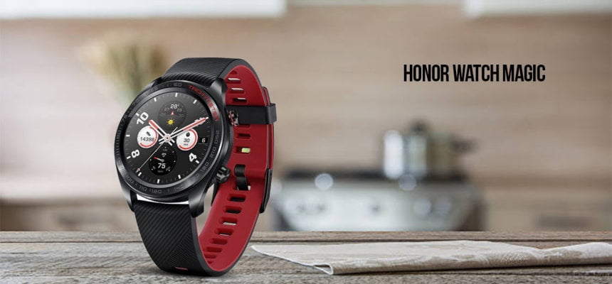 Smartwatch Honor Magic Watch Black barato, ofertas en smartwatch