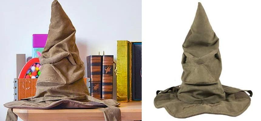 Sombrero seleccionador de Harry Potter parlante barato, ofertas en juguetes