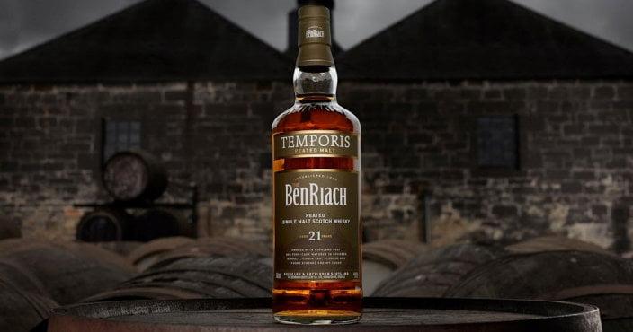 Whisky escocés BenRiach Temporis 21 barato, ofertas en whisky