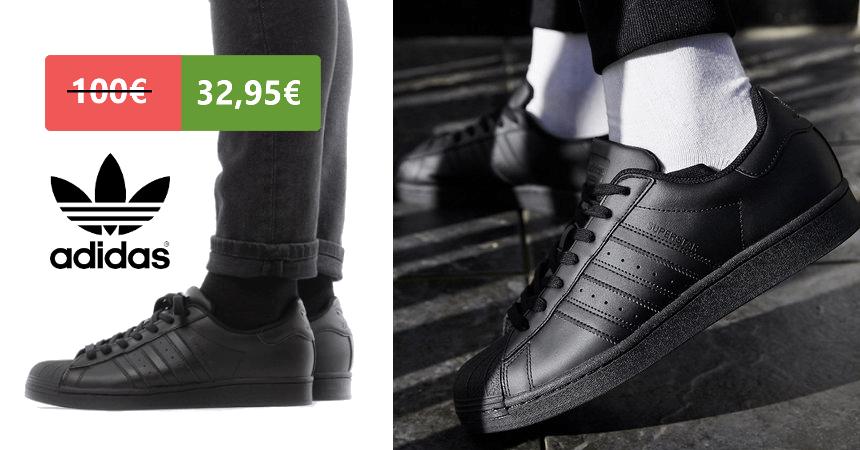 Zapatillas unisex Adidas Originals Superstar baratas, ofertas en calzado