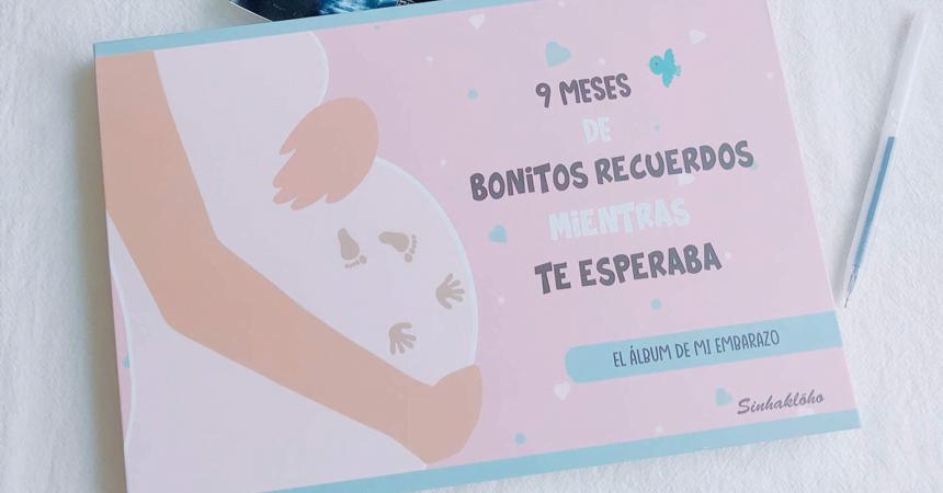 Álbum del embarazo Sinhaklóho barato, ofertas en álbumes del embarazo