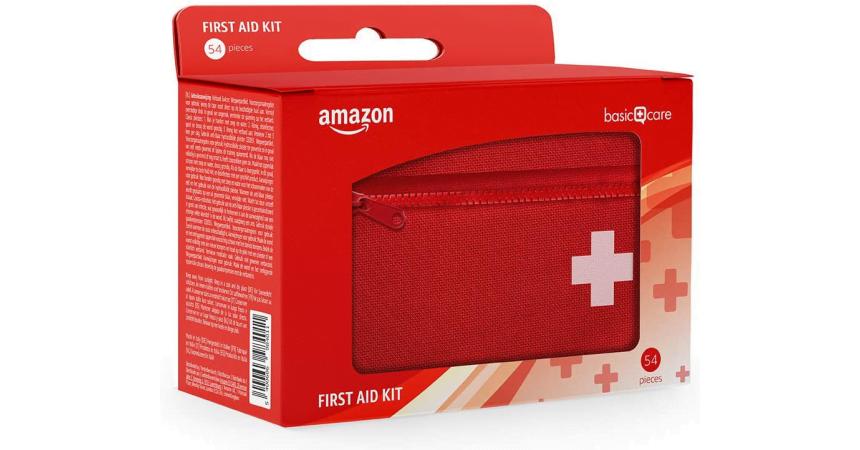 Botiquín de primeros auxilios Amazon Care Basic barato, ofertas en botiquines