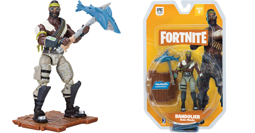 Figura Fortnite Bandolero barata, ofertas en juguetes