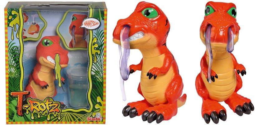Figura Tiranosaurio T-Rotz Moco Viscoso barata, ofertas en juguetes