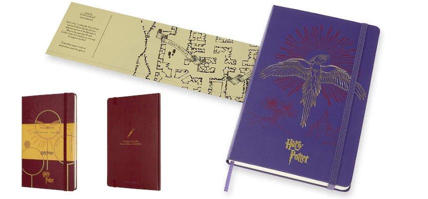 Libreta Moleskine Harry Potter barata, ofertas en cuadernos