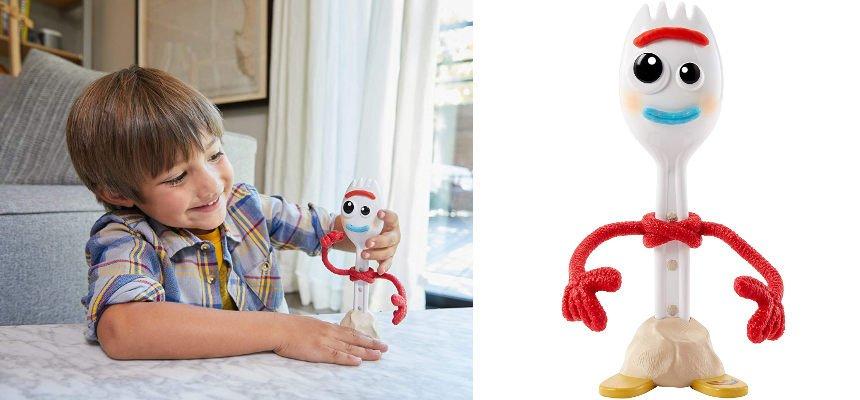 Muñeco Forky Toy Story 4 barato, ofertas en juguetes