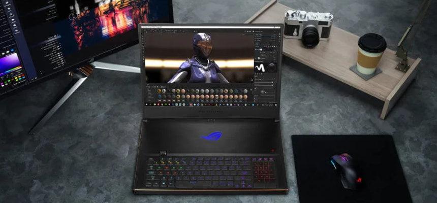 Ordenador portátil ASUS ROG Zephyrus S17 GX701LWS-EV029T barato, ofertas en portátiles gaming