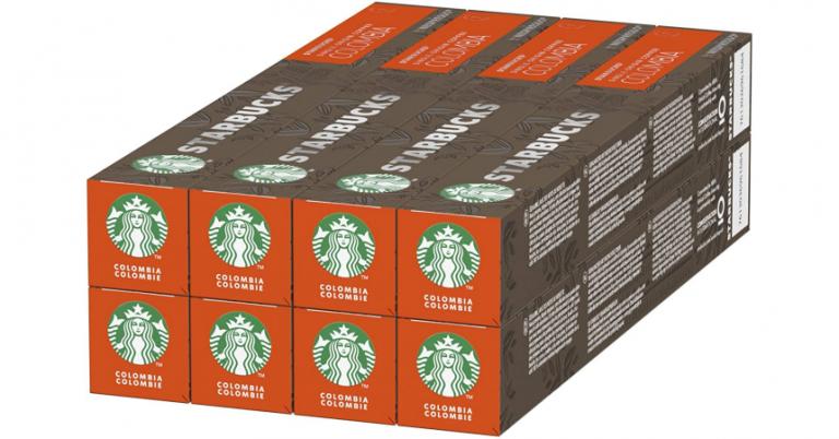 ¡TOMA CHOLLO! 80 cápsulas de café Starbucks Single Origin Colombia solo 22,72 euros. Compatibles Nespresso.