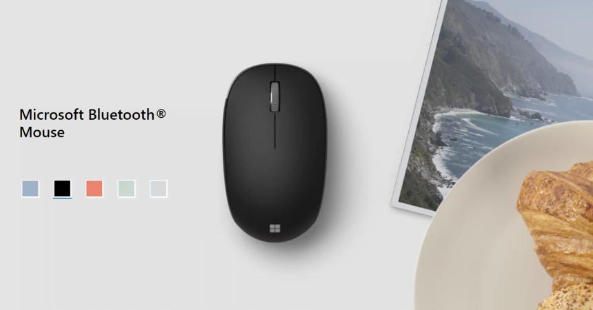 Ratón inalámbrico Microsoft Bluetooth Mouse barato, ofertas en ratones inalámbricos