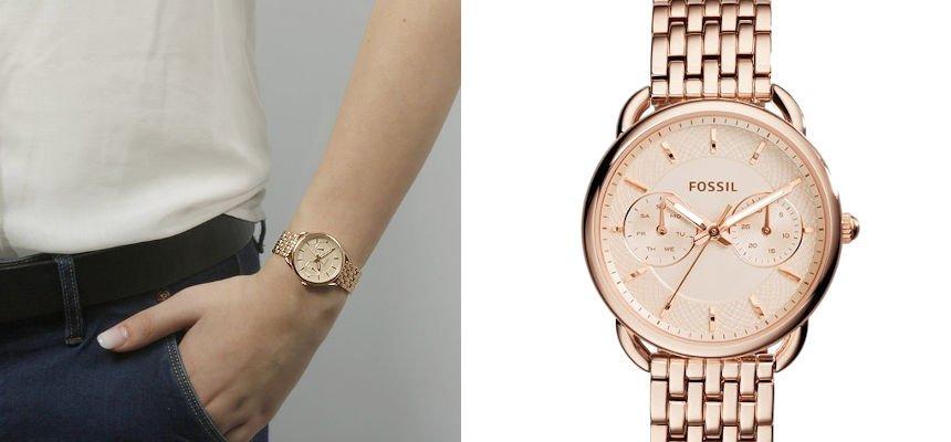 Reloj Fossil Tailor barato, ofertas en relojes