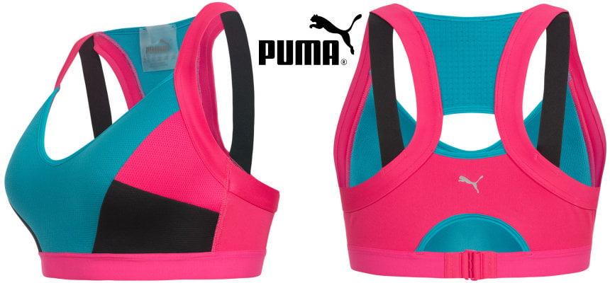Sujetador deportivo Puma Density barato, ofertas en sujetadores deportivos