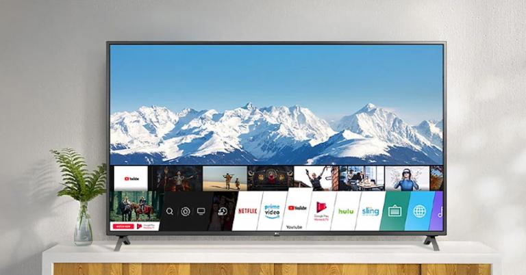 ¡TOMA CUPÓN! Televisor LG 43UN7100 solo 269,43 euros. Ahorras 79 euros.