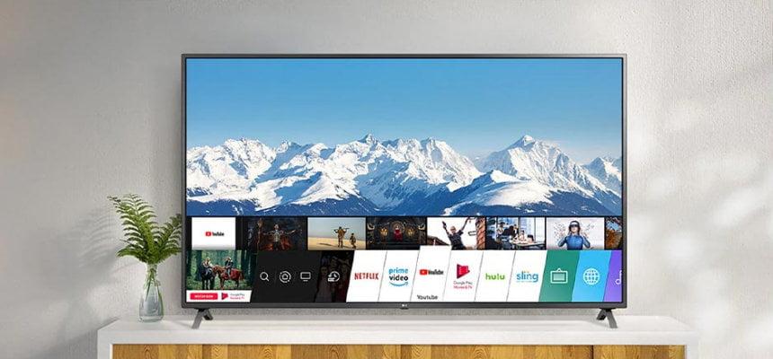 Televisor LG 43UN7100 barato, ofertas en televisores