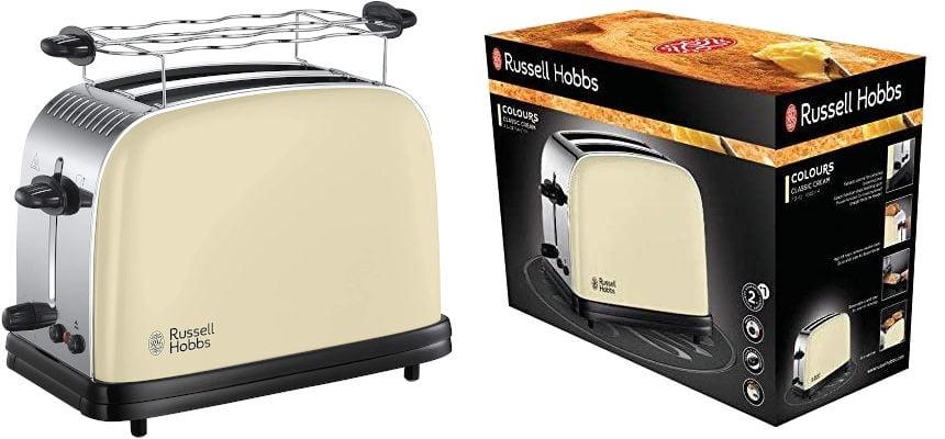 Tostadora Russell Hobbs Colours Plus barata, ofertas para el hogar