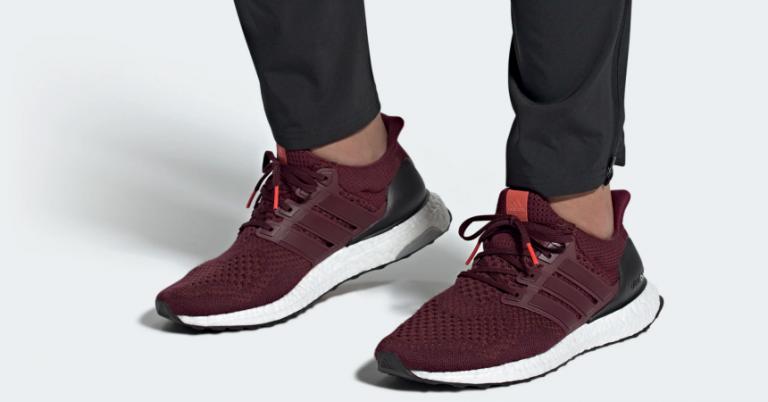 ¡TOMA CHOLLO! Zapatillas de running Adidas UltraBoost 1.0 Burgundy LTD solo 64 euros. 60% de descuento.