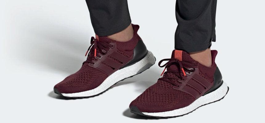 Zapatillas de running Adidas UltraBoost 1.0 Burgundy LTD baratas, ofertas en zapatillas de running Adidas